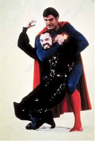 Supes and Zod