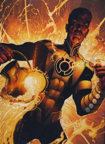 Absolute Sinestro Corps War