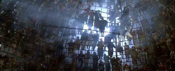 It's THUNDERDOME time again!!!