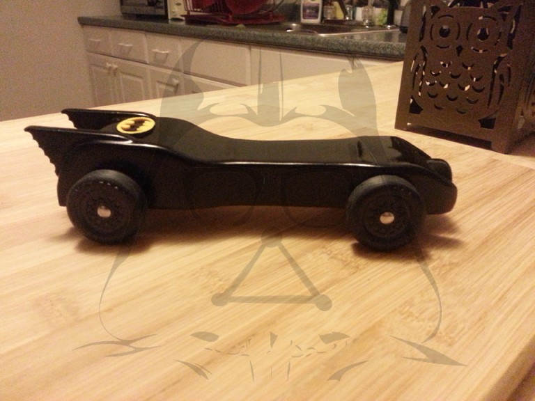 You Don T Need The Wayne S Fortune To Build Your Own Batmobile