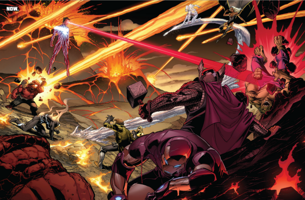 Avengers-vs-X-Men-Scott-Summers-as-Dark-Phoenix