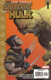 Ultimate Wolverine vs Hulk 1