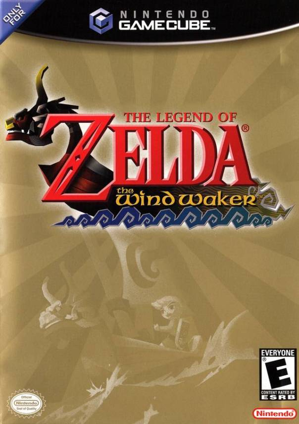 15 - Th Legend of Zelda: The Wind Waker