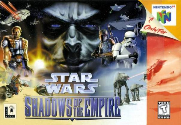 22 - Star Wars: Shadows of the Empire