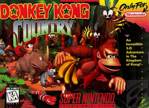 27 - Donkey Kong Country