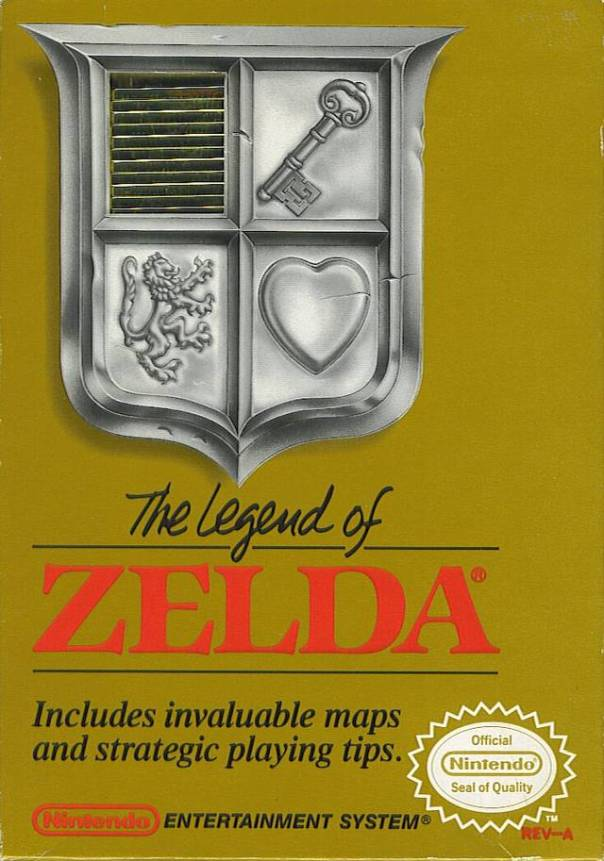 3 - The Legend of Zelda