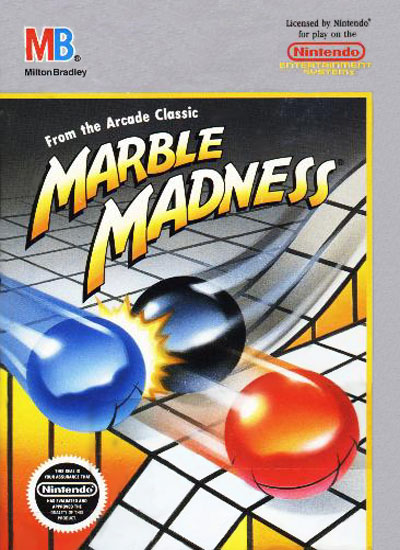 41 - Marble Madness