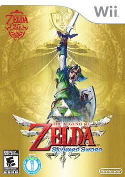 53 - The Legend of Zelda: Skyward Sword