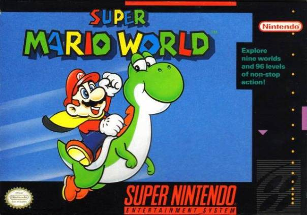 6 - Super Mario World