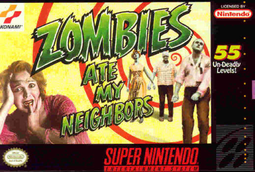 70 - Zombies Ate My Neighbors