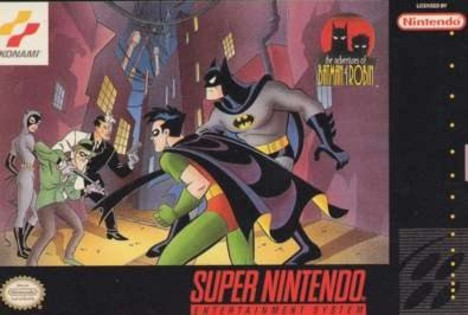 77 - The Adventures of Batman and Robin