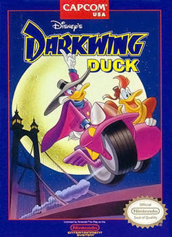 81 - Darkwing Duck