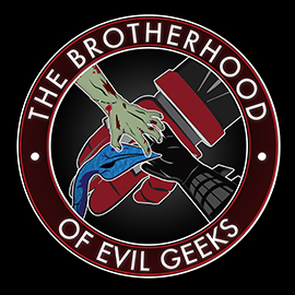 Click to Listen to the Evil Geeks Podcasts on iTunes!