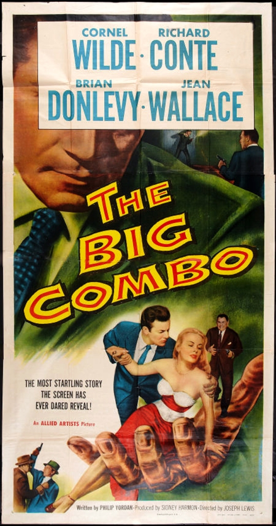 Big combo poster