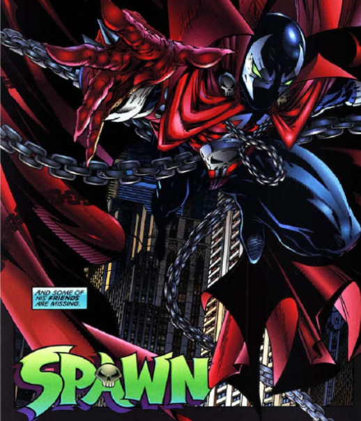 Spawn Splash