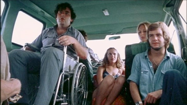 texas chainsaw wheelchair