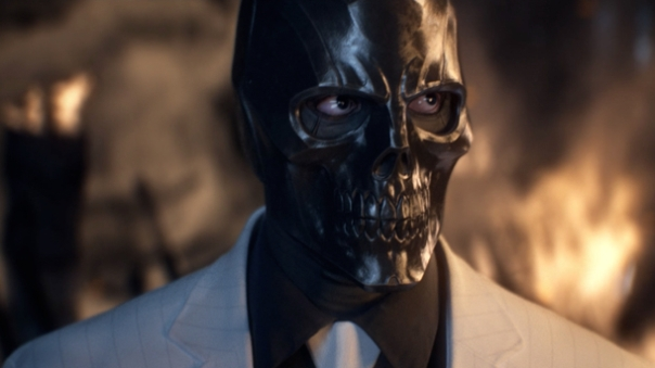 arkham black mask