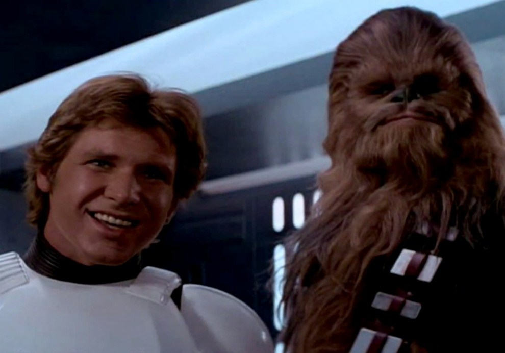 5 Times Han and Chewie Were Totally Friendship Goals