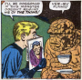 Brovember Day 18 – Ben Grimm and Johnny Storm