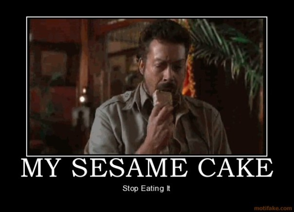my-sesame-cake-congo-tim-curry-sesame-cake-demotivational-poster-1213234967