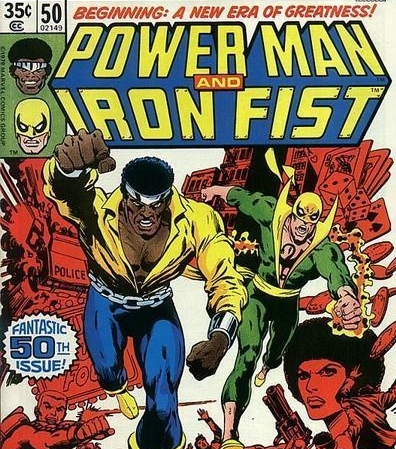 Power Man 50