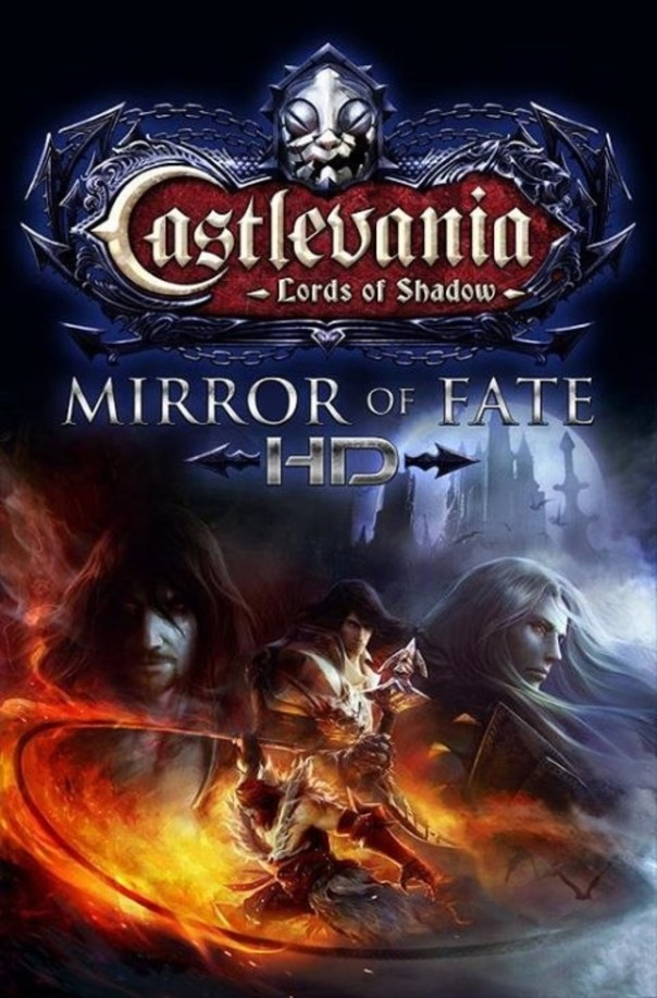 castlevania mirror of fate title