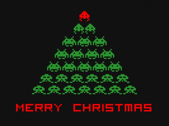 Geek Christmas.Merry Christmas Geeks The Brotherhood Of Evil Geeks