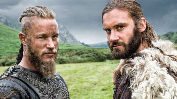 ragnar and rollo