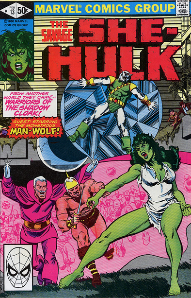 Savage She-Hulk 13