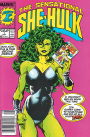 Evil Geeks Women's History Month Warriors: She-Hulk
