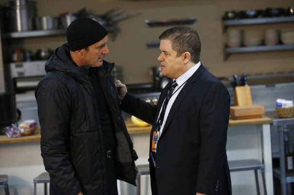CLARK GREGG, PATTON OSWALT