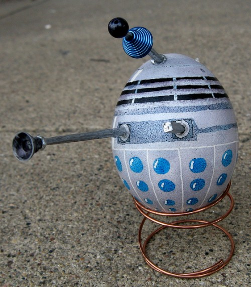Doctor-Who-Dalek-Easter-Egg