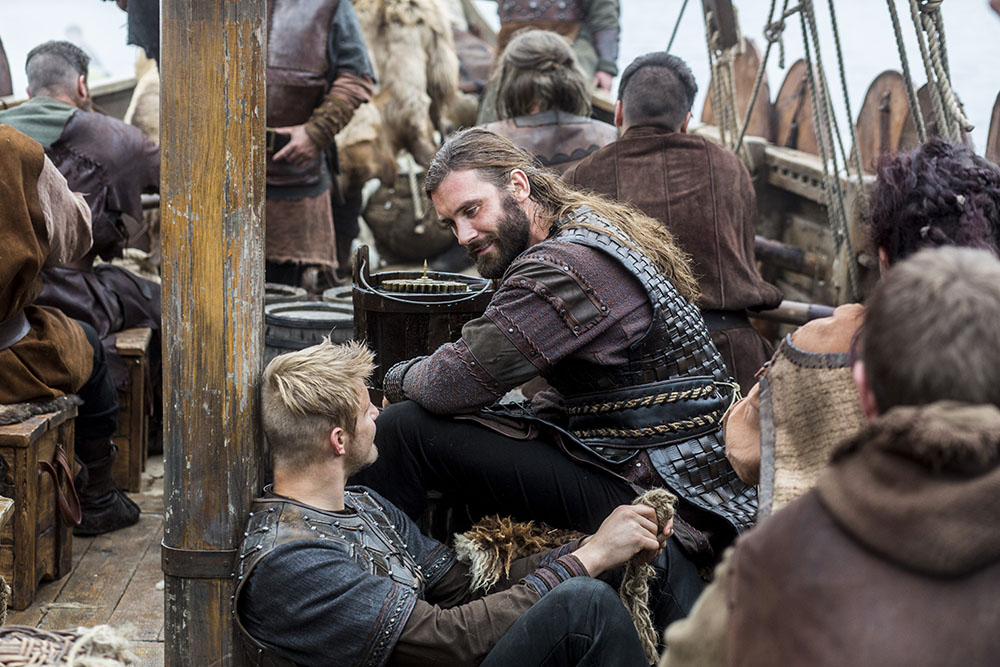 The Vikings: Season 2 – Episode 8: Boneless |