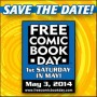 Celebrate Free Comic Book Day With Earthworld Comics & The EvilGeeks