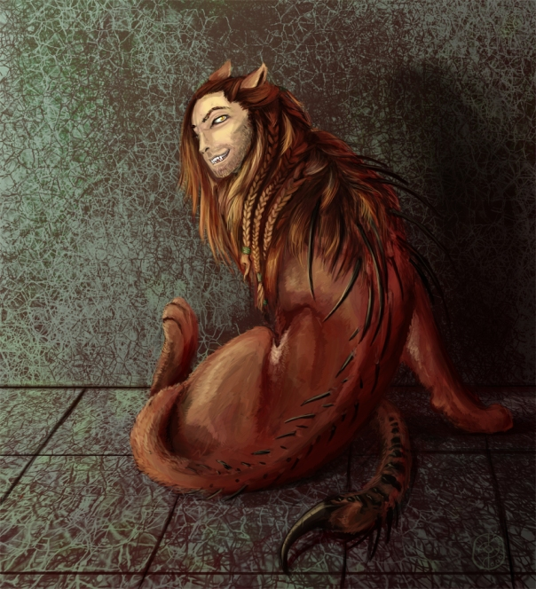 the_manticore_by_circuitdruid-d3bwow0