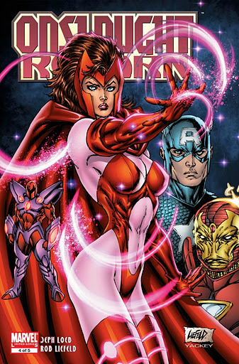 liefeld cover 4