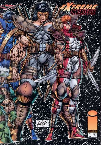 liefeld covers 3