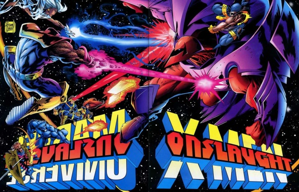 X-Men vs. Onslaught