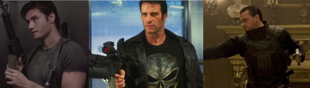 DD - Punisher In film