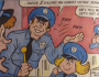 The Things I Do For Comics – Police Academy The Comic Book