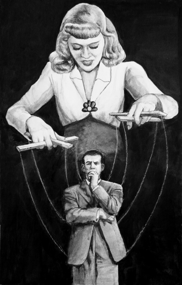 Double Indemnity Illustration 1