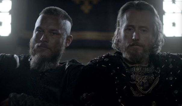 ragnar and ecbert