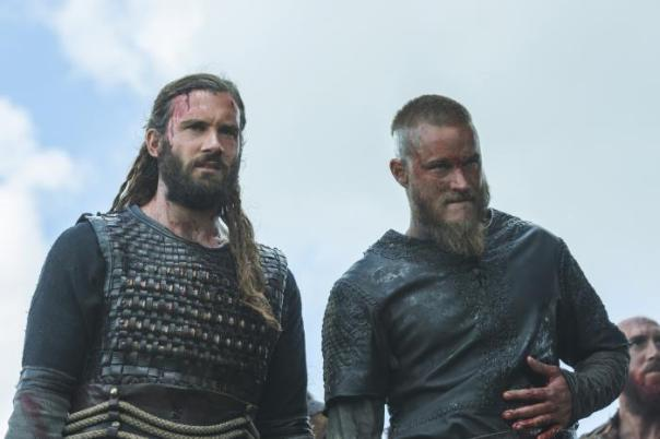 ragnar and rollo season 3