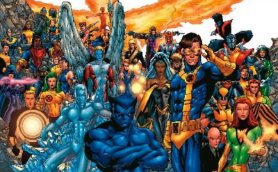 Uncanny Dead - All X-MEn