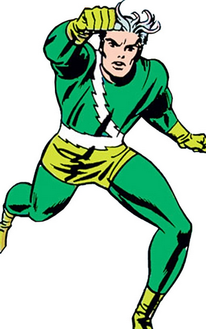 Costumes - Quicksilver Green