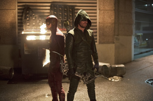 flash & arrow