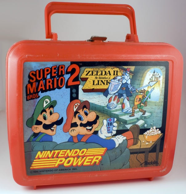 Nintendo-Power-Lunch-Box