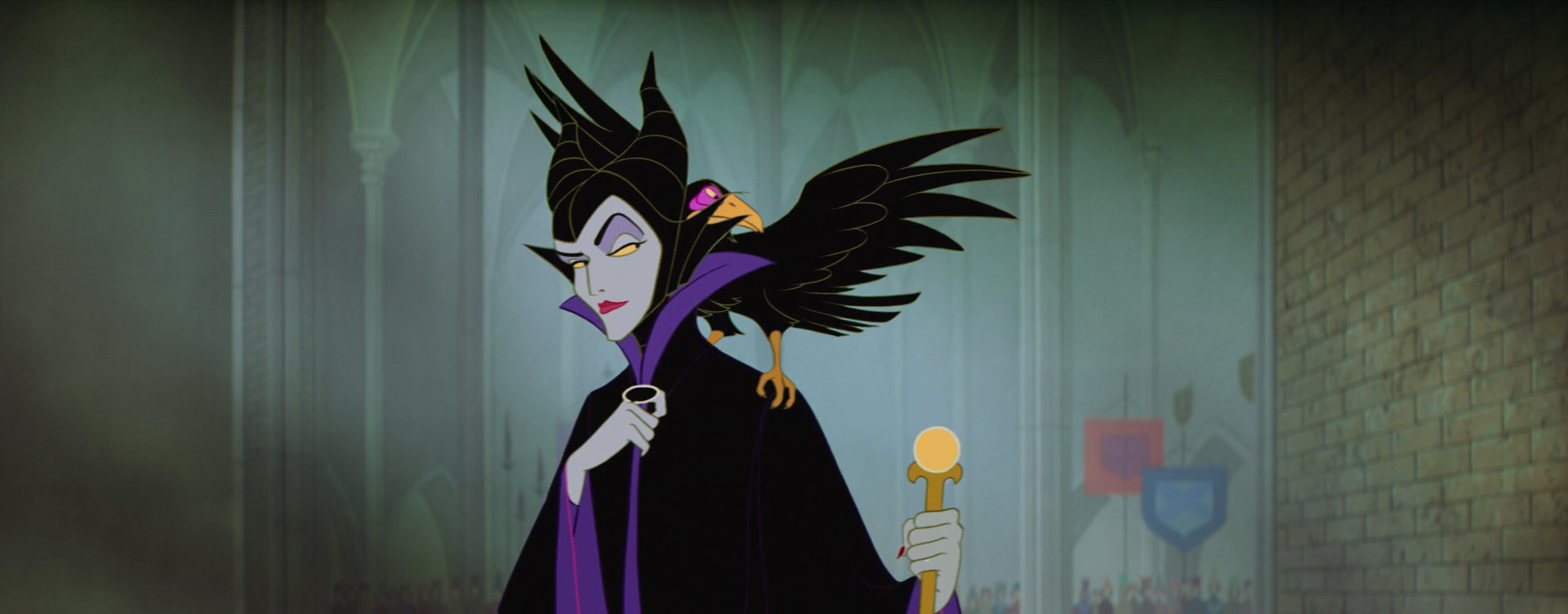 Evil Movie Review Maleficent The Brotherhood Of Evil Geeks