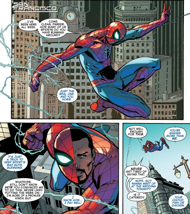 Amazing-Spider-Man-1-spoilers-review-Hobie-Brown-Prowler-e1444226870378