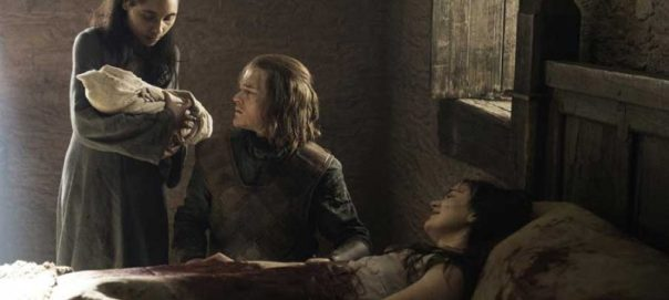 Promise me, Ned. Promise me this kid will live till season 6.